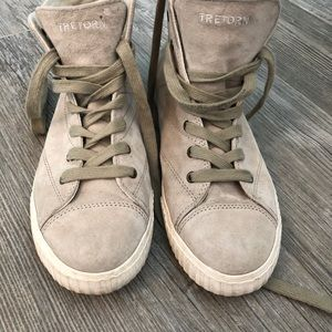 Tretorn - High top Sneakers
